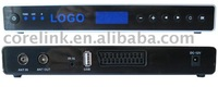 FTA HDTV DVB-T Receiver supporting H.264/MPEG4/MPEG2