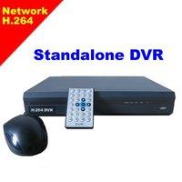 DVR / 8CH DVR, H.264 DVR Stand alone, Network, Phone View