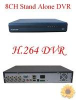 Stand Alone DVR / 8CH DVR, H.264 DVR, USB Backup, Network