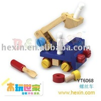 <BENHO/HIGH QUALITY WOODEN TOY>Take Apart toy Truck ( toy truck,truck toy )