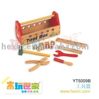 <BENHO/HIGH QUALITY WOODEN TOY>Tool Box (Wooden tool box,tool case )