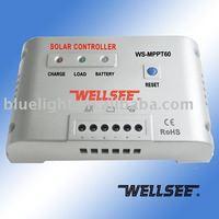 WS-MPPT60 60A  12V/24V intelligent controller