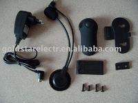 Bluetooth Motorcycle Helmet Headset 100m BT-08B