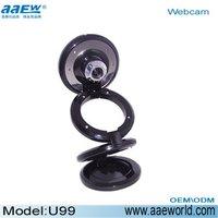 usb webcam,pc camera,U99pc webcam factory competitive price!