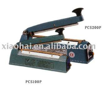 CATALOGUE Plastic body sealing machine