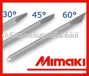 mimaki blade cutting plotter vinyl cutter knife engraving tool bits