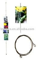 cable photo holder