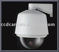 Color Outdoor Medium Speed Dome Camera