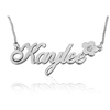 Unique fashion necklace with any name available