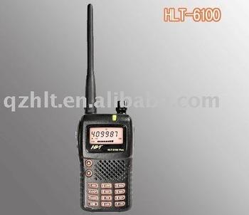 pmr 446, HLT-6100 <H/M/L power shift,fm radio,pmr&frs&lpd>