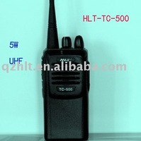 HLT-TC500 ham radio transceiver <5W output power&16 channels>