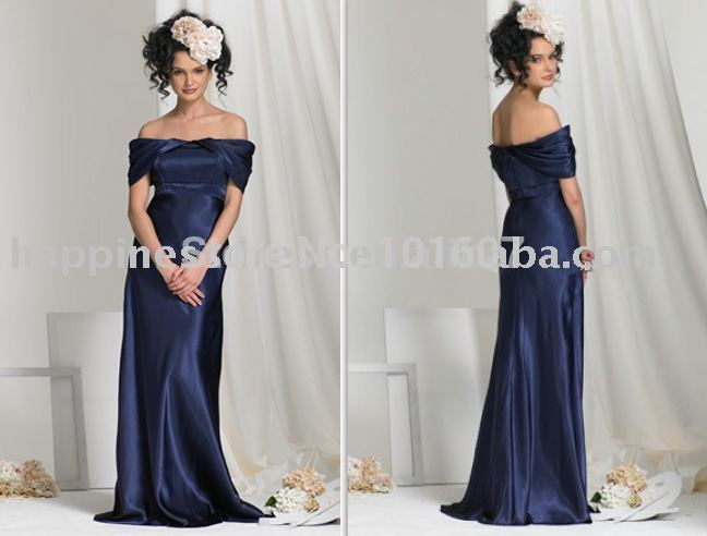 Card rotator cuff fashion Evening Dress E9686(China (Mainland))