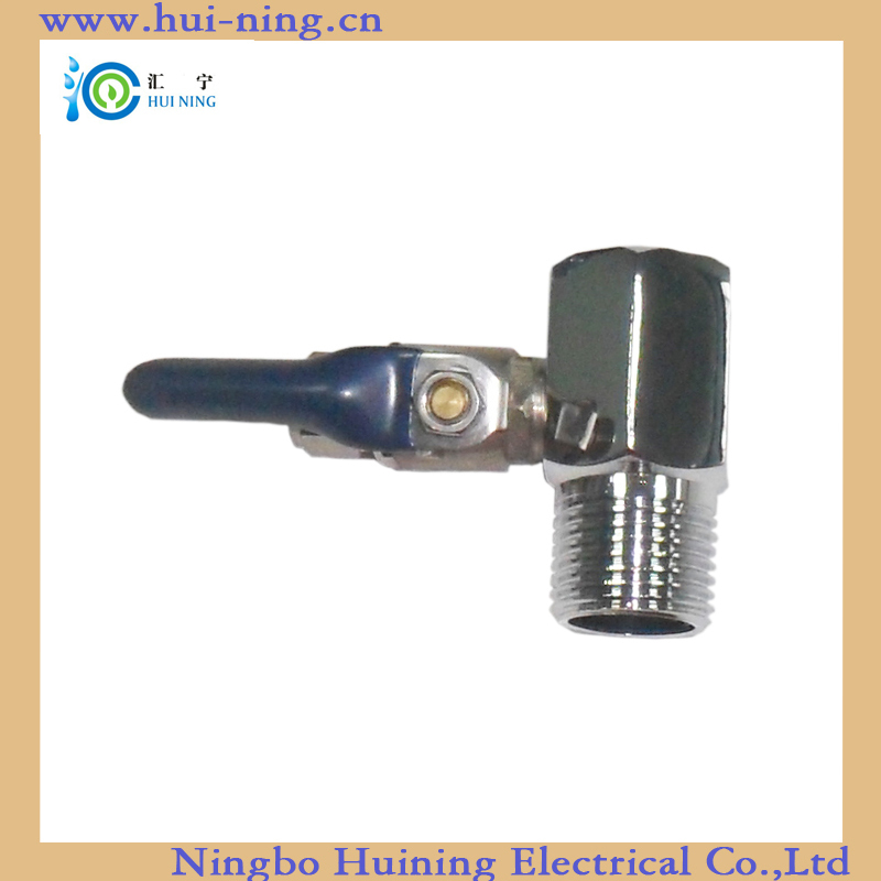 water brass ball valve 1/4inch for purifier system UPS shipping with 60% discount(China (Mainland))