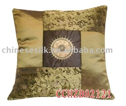 FREE SHIPPING cushion cover. hand made cushion cover. jacquard cushion cover(China (Mainland))