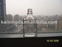 glass liquor bottle kxd-070