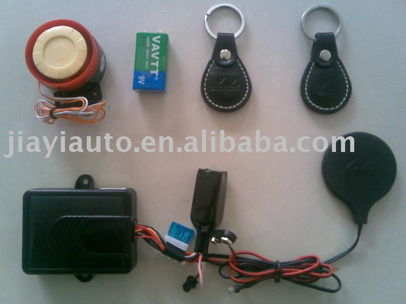 Intelligence Chips Motorcycle Alarm System(China (Mainland))