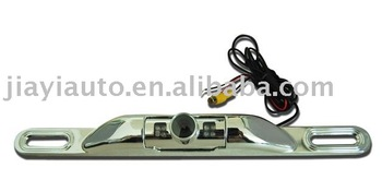 plug-in type Vehicle rearview camera, Waterproof 120-degree.Built-in color reversing reference line.
