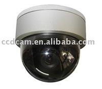 Color cctv  Dome ccd Vandal Proof Mini Camera