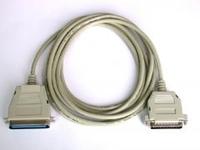 Printer Cable DB25 M+CN25 F (KCP-006)