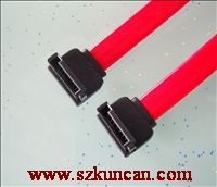 SATA 7P 90 TO 90 Cable  (KCS-011)