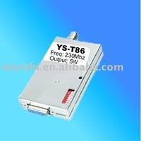 5W data modem, VHF data radio (150Mhz/230Mhz/350MHz data transceiver, 5W VHF RF module)