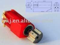 dc vibration mini motor used for toothbrush and massager and dental equipment