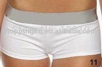 Woman Steel  Boxers Underwear  11 Free Ship EMS
