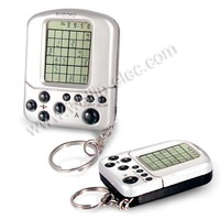 key chain sudoku game player,electronic game player,game