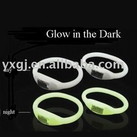 glow the dark sports wrist watch