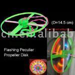 Flashing Buzz Tensile Wheel