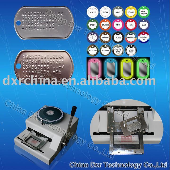 photo tag machine