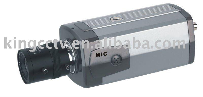 520 TVL 1/3 Sony CCD Bullet Camera:HK- D318E with Audio(China (Mainland))