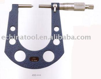 Disc brake micrometers
