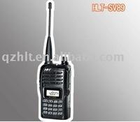 HLT-SV89 transceiver ham radio <199channels,VHF/UHF>