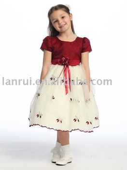 popular design Flower Girl Dress