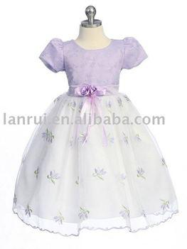 popular design Flower Girl Dress