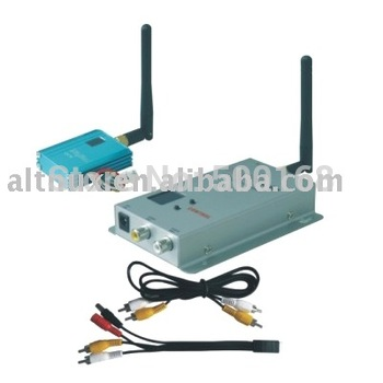 2.4Ghz 400mW 12 Channels Wireless transmitter Wireless AV Receiver