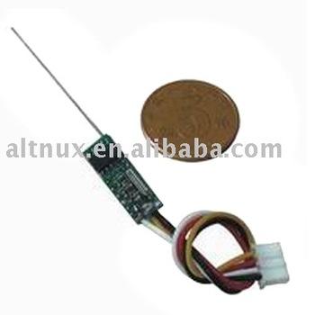 Brand New 2.4Ghz 10mw Wireless AV Transmitter RF46