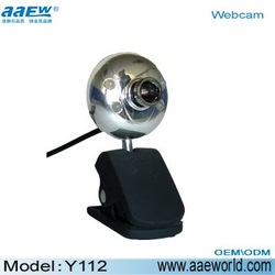 web camera,Y112,competitive price pc camera,night vision,manual focus(China (Mainland))