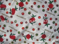 supply small quantity printing swimwear fabrics hot selling