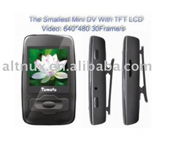"2GB 1.5"" TFT Mini DV+ DVR+Video Recorder 1.3MP Digital Camera W/ Night Vision RD74(China (Mainland))"