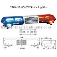 Low Price! TBD-GA-05625F Light bar ( High Quality Xenon bulbs) + 100W siren + 100W speaker, Power: 180W