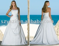 Pretty wedding dress w3422