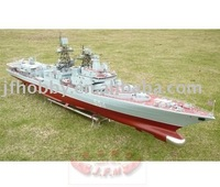 "Russia ""Brave-I"" Destroyer Model Boat"