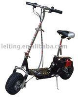 E-START Gas scooter010