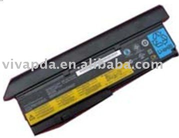 Free shipping laptop battery pack replacement for IBM X200 series 6600mAh (half year warranted)(China (Mainland))