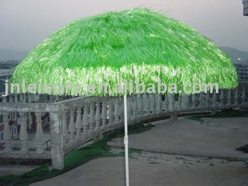 pp grass beach umbrella (Steel)