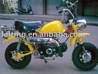 monkey dirt bike