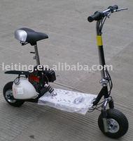 pullstart Gas scooter001