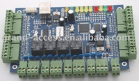 TCP/IP4 single way Door Access Control